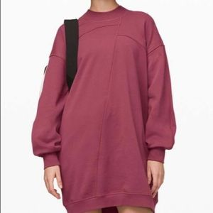 NWT Lululemon Broken Beats Sweater Dress Size XXS